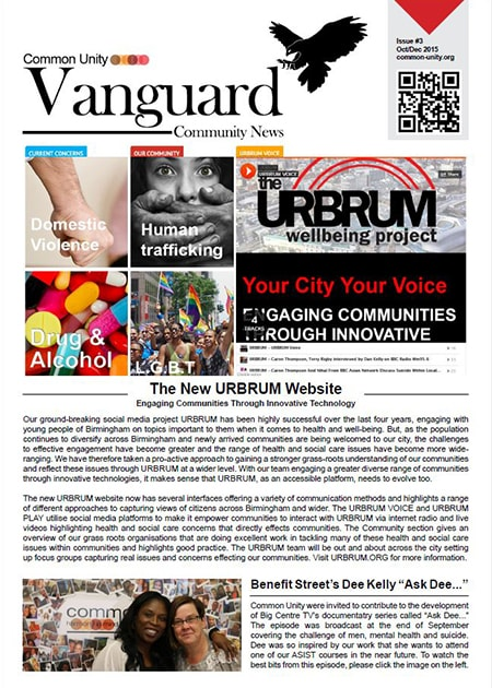 Common Unity Vanguard issue  3