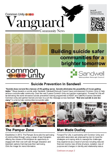 Vanguard Issue 1