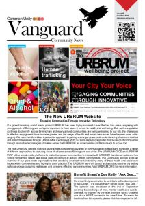 Vanguard Issue 3