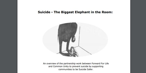 Suicide – The Biggest Elephant in the Room