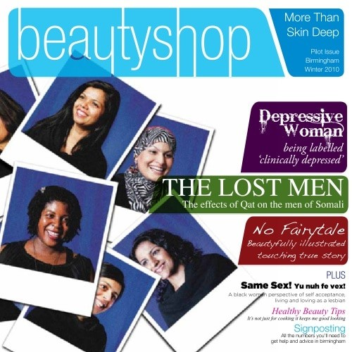Beautyshop issue 1