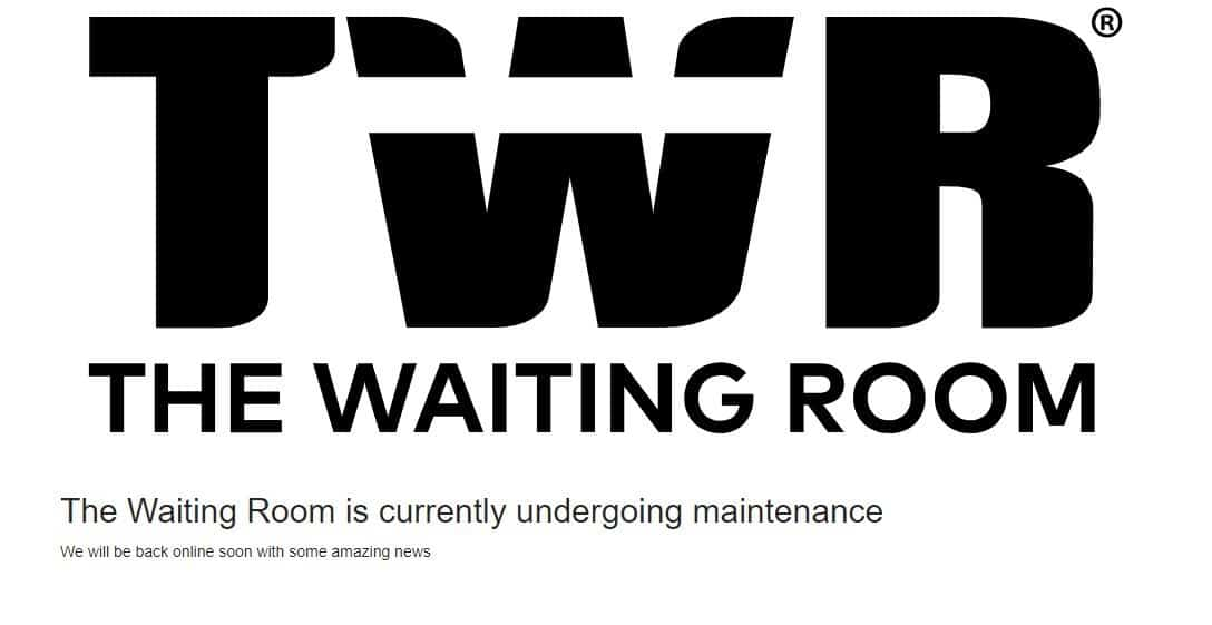TWR under is currently undergoing maintenance