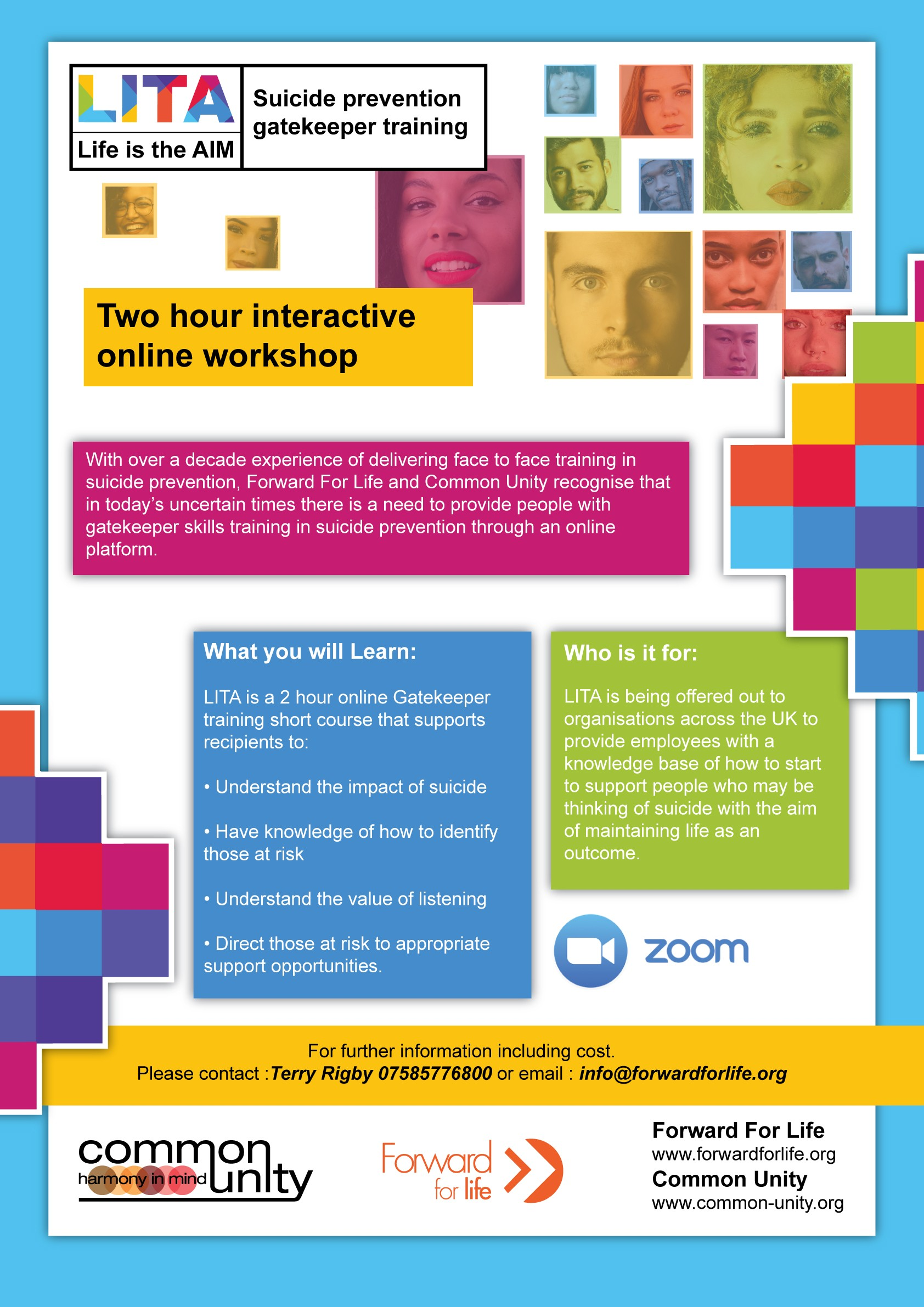 Introducing LITA our two hour interactive online workshop